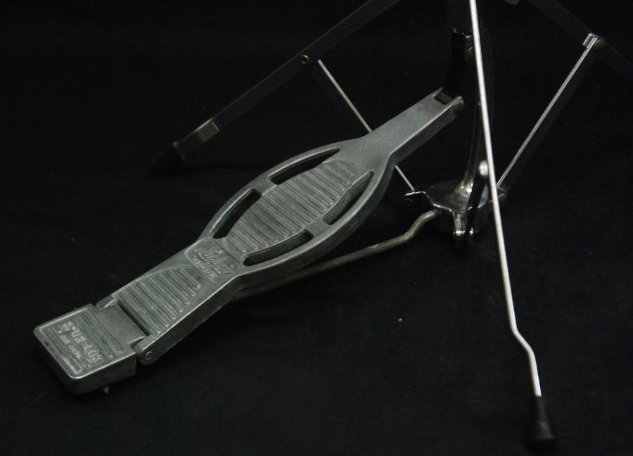 Vintage Ludwig 60-70's Direct-Pull Hi-Hat Pedal #1123-1 VH-20101