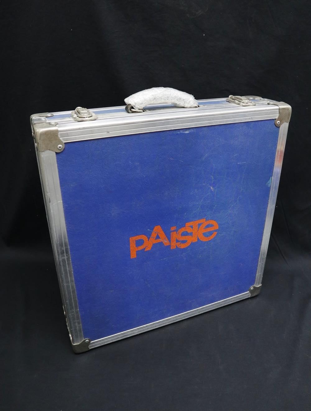 USED Paiste シンバルハードケース