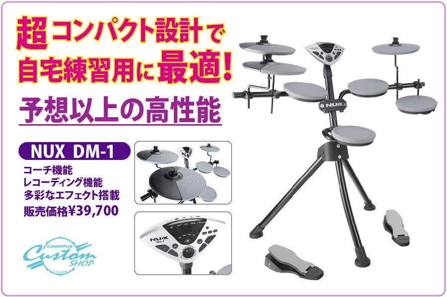 NUX DM-1